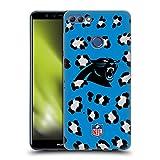 Head Case Designs sous Licence Officielle NFL Empreinte d'animal léopard Carolina Panthers Art...
