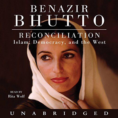 Reconciliation audiobook cover art