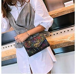 HAWEEL Anti-Theft Classic Retro Messenger Travel Casual Shoulder Bag Messenger Bag Ladies Handbag (Black) Sling Crossbody Mini Purse One Size (Color : Colour Black)