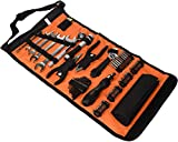 BLACK+DECKER A7144-XJ Set Accessori per Auto, 71 Pezzi, 40.5 x 29.5 x 28.5 cm...