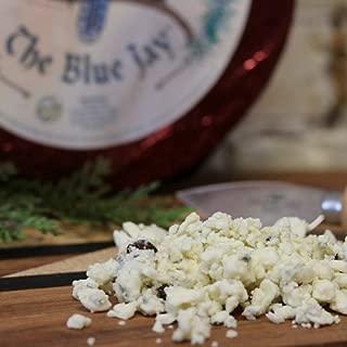 igourmet The Blue Jay Quintuple Creme Blue by Deer Creek (7.5 ounce)