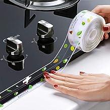Tape Sealant Strip Huishoudelijke Badkamer Douche Wastafel Bad Afdichting Tape Wit PVC zelfklevende Badkamer Waterdichte M...