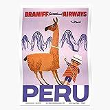 Petite Friture Pichu Peru Inca Alpaca Mayan Aztec Llama