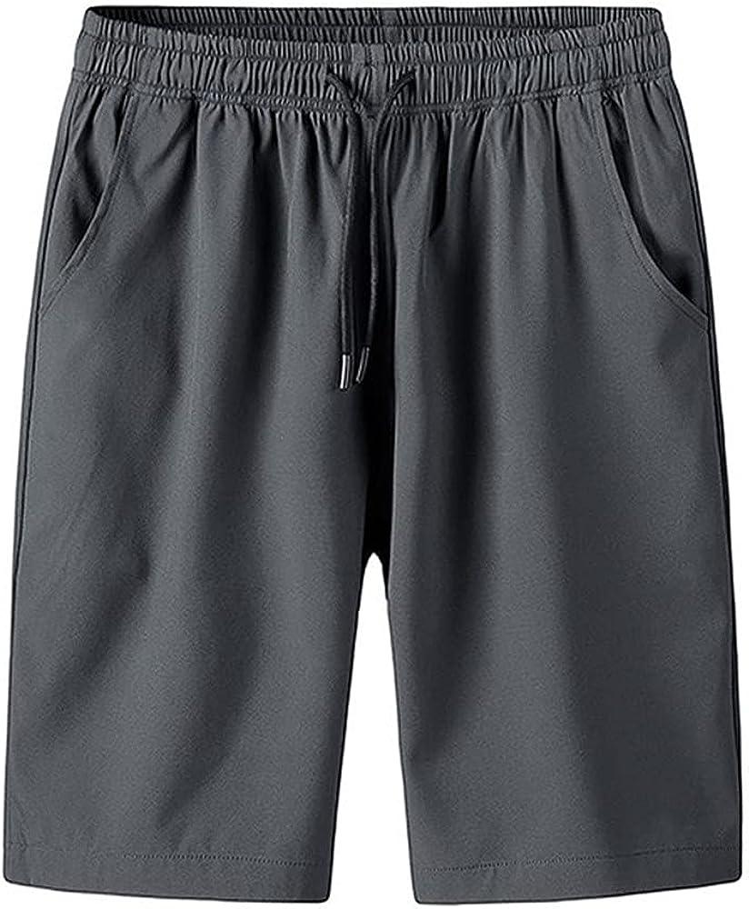 shorts Men's Summer Casual Shorts Loose Thin Sections Beach Pants