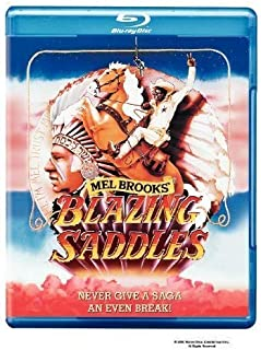 Blazing Saddles [Blu-ray] by Warner Home Video