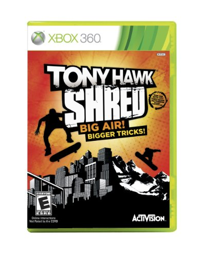 Activision Tony Hawk: Shred, Xbox 360