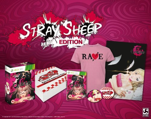 Catherine: Stray Sheep Edition (Xbox 360) by Deep Silver