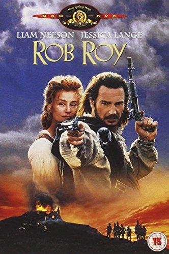 Rob Roy DVD Reino Unido