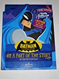 Batman And The Fun House Jewelry Heist Interactive Hard CoverStorybook