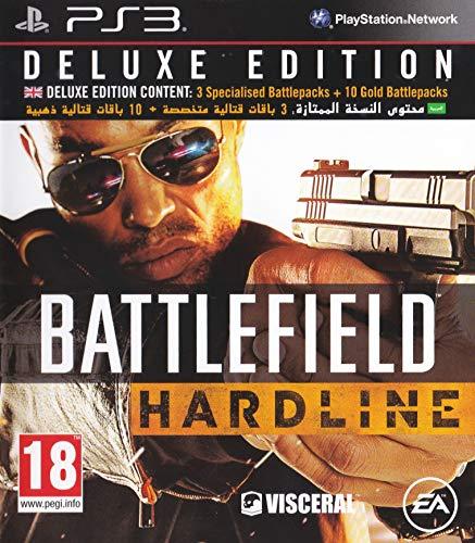 PS3 Battlefield Hardline Uncut Deluxe Edition UK Import auf deutsch spielbar