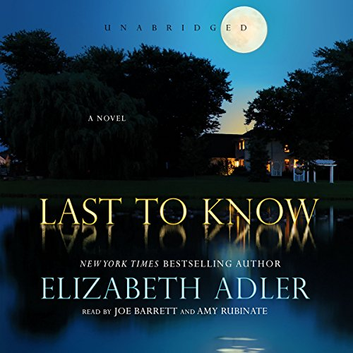 Last to Know audiobook cover art