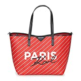 KARL LAGERFELD K/City Shopper Paris Bolso Shopping Mujeres Rojo - única - Bolso Shopping