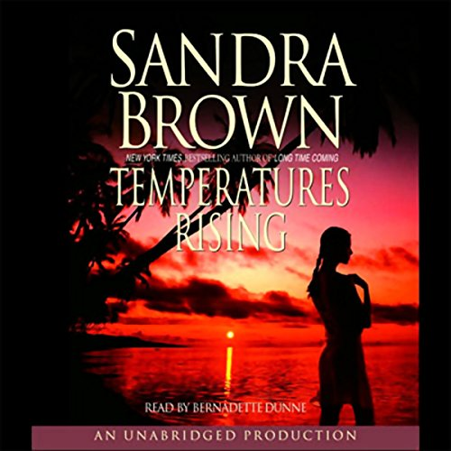 Temperatures Rising audiobook cover art