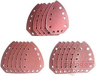 comprar comparacion Lija Set 18Piezas compatible con Parkside Lidl XQ² + XQ² se kh3159mano Amoladora/lijadora Delta