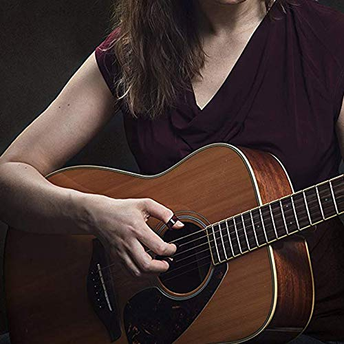 Gaoominy Juego de Dedos para Guitarra de Balada Juego de Dedos a ...