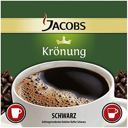 Jacobs Krönung Incup Kaffee Schwarz Automatenbecher 2,3g 300 Stück