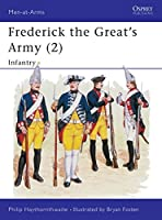 Frederick the Great's Army (2): Infantry (Men-at-Arms)