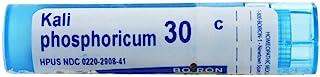 Kali Phosphoricum 30C Boiron 80 Pellet