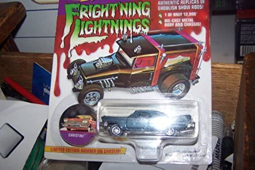 comprar nuevo barato Johnny Lightning Frightning Lightnings Christine Die Die Die Cast Collectible Vehicle by Johnny Lightning  gran descuento