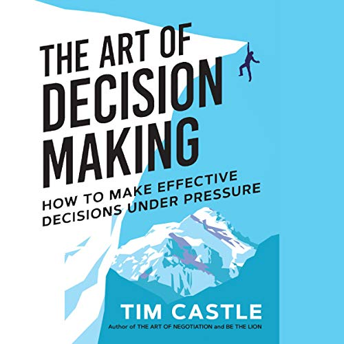 The Art of Decision Making cover art