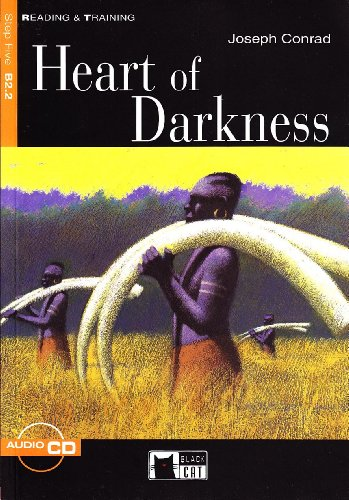Heart of Darkness+cd [Lingua inglese]: Heart of Darkness + audio CD