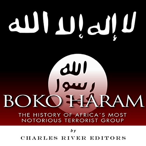 Boko Haram audiobook cover art