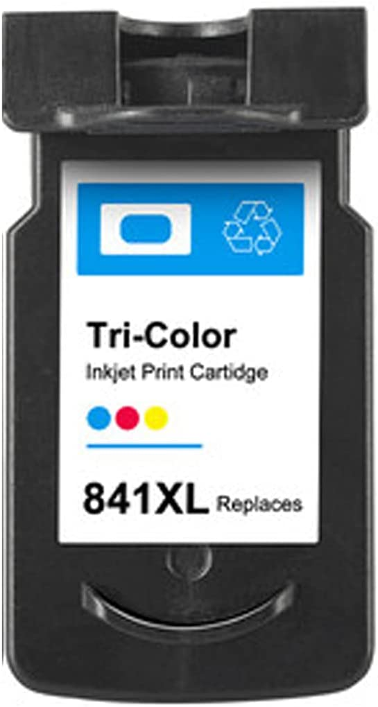 YXYX Compatible Toner Cartridge for Canon 840XL 841XL Replacement for Canon Pixma MG2180 3180 3580 3680 4180 4280 MX338 398 438 458 Printer Ink Cartridge, BK,C,Y,M Color