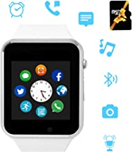 Smart Watch,Bluetooth Smartwatch with Camera Music Player Can Make Phone Call Phone Watch..