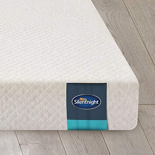 Silentnight Easy Living Memory Support Foam Rolled Mattress | Made in the UK |Medium |Single