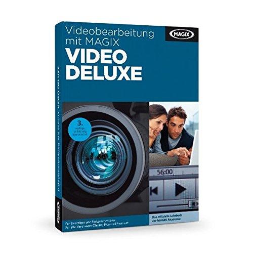Videobearbeitung mit MAGIX Video deluxe