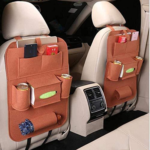 Niversal String Bag - Funda universal para el interior del coche, para el asiento trasero del coche, para cartera, soporte para teléfono móvil, bolsa, organizador