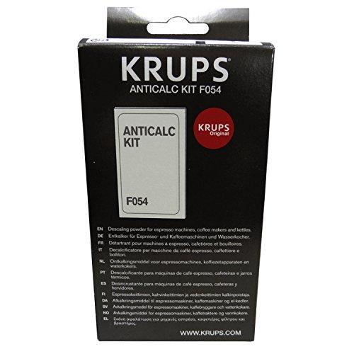 Krups Entkalkungspulver F054 2 Beutel à 40,0 g
