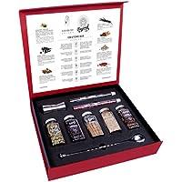 Kit de Gin Tónic con Botánicos & Especias para Cócteles 200 Gramos - Cocktail Botanicals & Spices