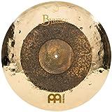 "Meinl Cymbals Byzance 20"" Dual Crash-Ride — MADE IN TURKEY — Hand Hammered B20 Bronze, 2-YEAR..."