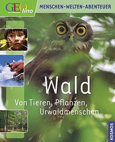 Geolino Wald: Von Tieren, Pflanzen, Urwaldmenschen (Geolino Menschen - Welten - Abenteuer)