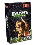 Bioviva- Juego de Cartas Dino Challenge, Color Negro (Asmodee DIN03)