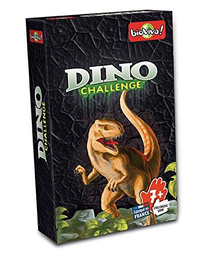 Bioviva 026605 - Dino Challenge, schwarz