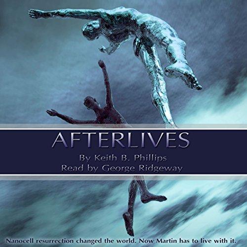 Afterlives cover art