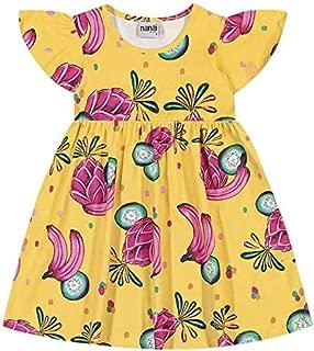 Vestido Curto Frutas, Nanai, Meninas