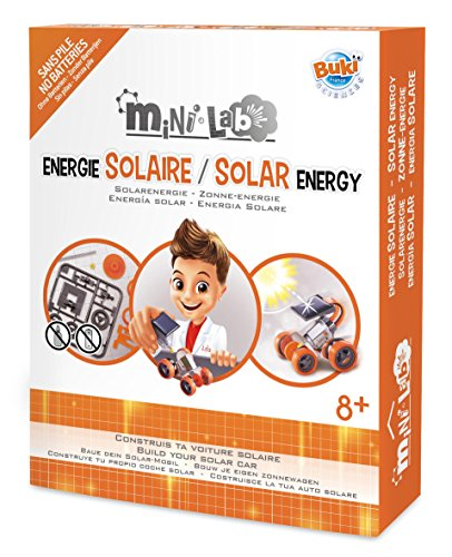 Buki - Mini Lab Energía Solar