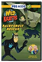 Wild Kratts: Rainforest Rescue [DVD] [Import]