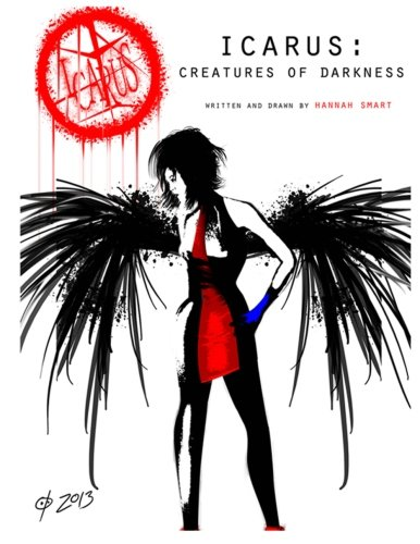 Icarus: Creatures of Darkness: Volume 1