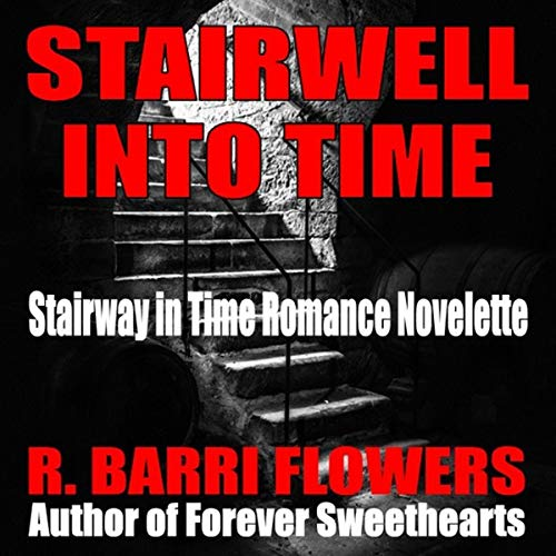 Stairwell into Time audiobook cover art