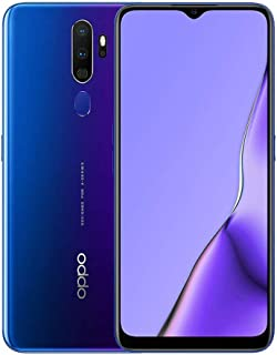 "OPPO A9 2020 Smartphone, 128GB Memory, 8GB RAM, 6.5"" Display - Purple"