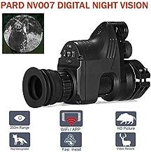 PARD NV007 Hunting Digital Nachtsichtoptik Taschenlampe Night Vision für Gewehr