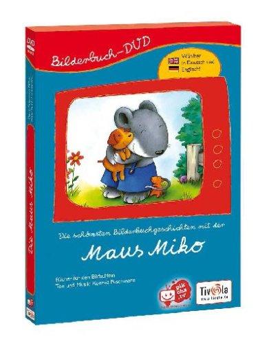 Maus Miko - Bilderbuch