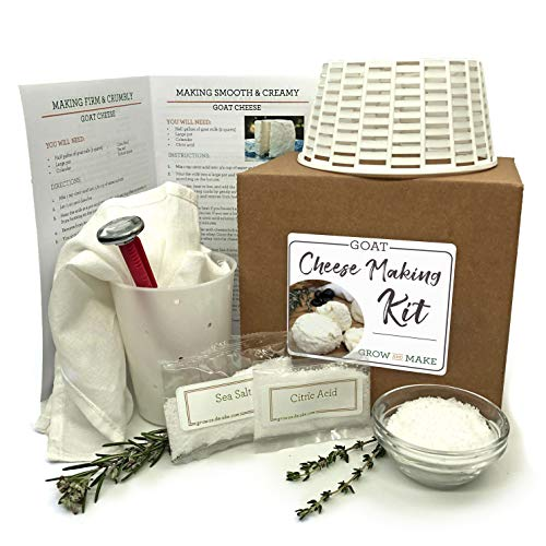 chevre cheese kit - 5