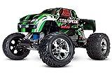 Traxxas 36054-4-GRN Stampede: 1/10 Scale Monster Truck w/ TQ 2.4GHz Radio System