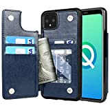 Arae Case for Google Pixel 4XL - Wallet Case with PU Leather...