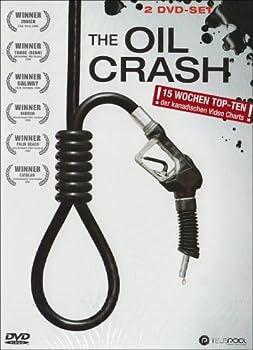 DVD The Oil Crash, 2 DVD-Videos, deutsche u. englische Version Book